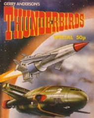 Thunderbirds Holiday Special  #1982