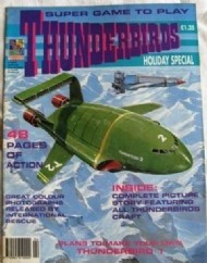 Thunderbirds Holiday Special  #1992
