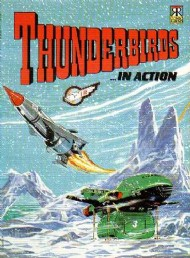 Thunderbirds in Action  #1992