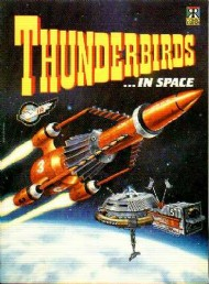 Thunderbirds in Space  #1992