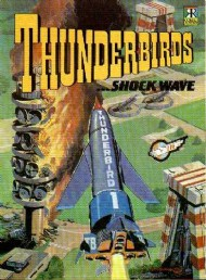 Thunderbirds Shockwave  #1992