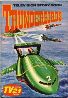 Thunderbirds Television Storybook #1967