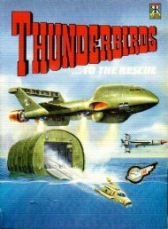 Thunderbirds to the Rescue  #1992