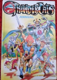 Thundercats Annual 1986 - 1995 #1986