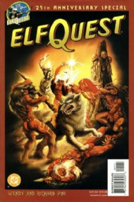 Elfquest: 25th Anniversary Special 2003 #0