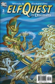 Elfquest: the Discovery 2006 #2