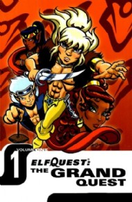 Elfquest: the Grand Quest 2004 - 2006 #1