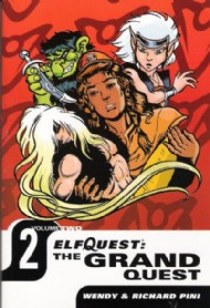 Elfquest: the Grand Quest 2004 - 2006 #2