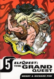 Elfquest: the Grand Quest 2004 - 2006 #5