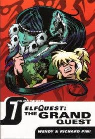 Elfquest: the Grand Quest 2004 - 2006 #7