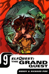Elfquest: the Grand Quest 2004 - 2006 #9