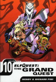 Elfquest: the Grand Quest 2004 - 2006 #10