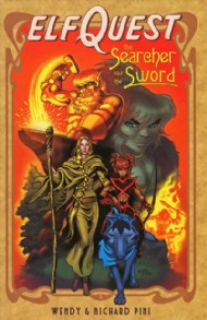 Elfquest: the Searcher and the Sword 2004