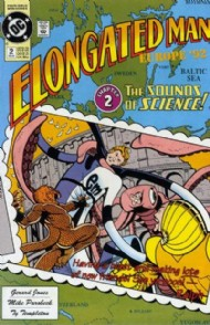 Elongated Man 1992 #2