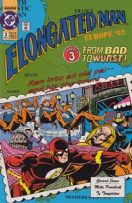 Elongated Man 1992 #3
