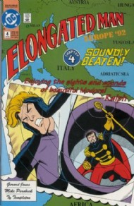 Elongated Man 1992 #4