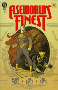 Elseworld's Finest 1997 #1