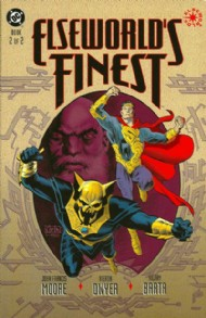 Elseworld's Finest 1997 #2