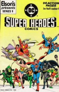 Elson's Presents Super Heroes Comics 1981 #1