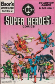 Elson's Presents Super Heroes Comics 1981 #2