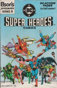 Elson's Presents Super Heroes Comics 1981 #3