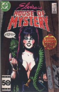 Elvira's House of Mystery 1986 - 1987 #1