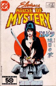Elvira's House of Mystery 1986 - 1987 #2