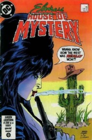 Elvira's House of Mystery 1986 - 1987 #3