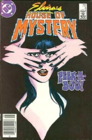 Elvira's House of Mystery 1986 - 1987 #4