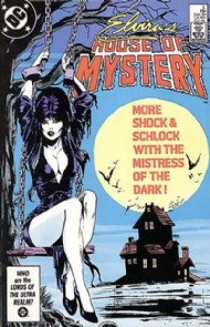 Elvira's House of Mystery 1986 - 1987 #5