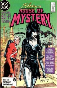 Elvira's House of Mystery 1986 - 1987 #7