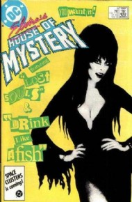Elvira's House of Mystery 1986 - 1987 #9