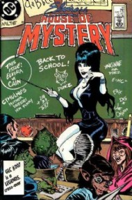 Elvira's House of Mystery 1986 - 1987 #10