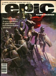 Epic Illustrated 1980 - 1986 #1