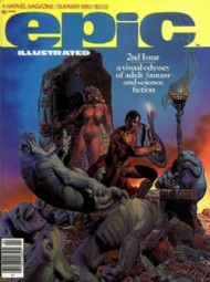 Epic Illustrated 1980 - 1986 #2