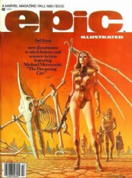 Epic Illustrated 1980 - 1986 #3