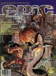 Epic Illustrated 1980 - 1986 #4