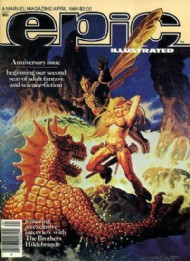 Epic Illustrated 1980 - 1986 #5