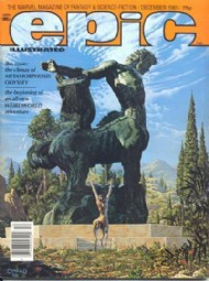 Epic Illustrated 1980 - 1986 #9