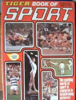 Tiger Book of Sport #1978