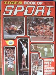 Tiger Book of Sport 1978 - 1981 #1978