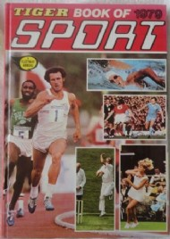 Tiger Book of Sport 1978 - 1981 #1979