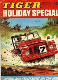 Tiger Holiday Special 1971 - 1985 #1972
