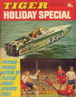 Tiger Holiday Special #1973