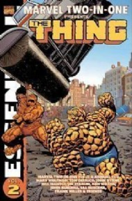 Essential Marvel Two-In-One 2005 - 2012 #2