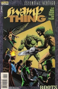 Essential Vertigo: Swamp Thing 1996 - 1998 #4
