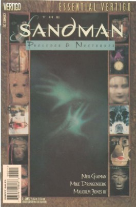 Essential Vertigo: the Sandman #6