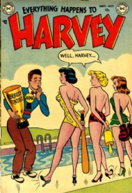 Everything Happens to Harvey 1953 - 1954 #1