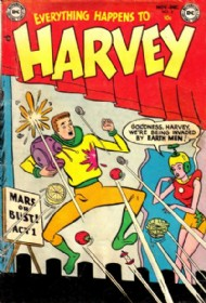 Everything Happens to Harvey 1953 - 1954 #2