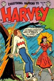 Everything Happens to Harvey 1953 - 1954 #3